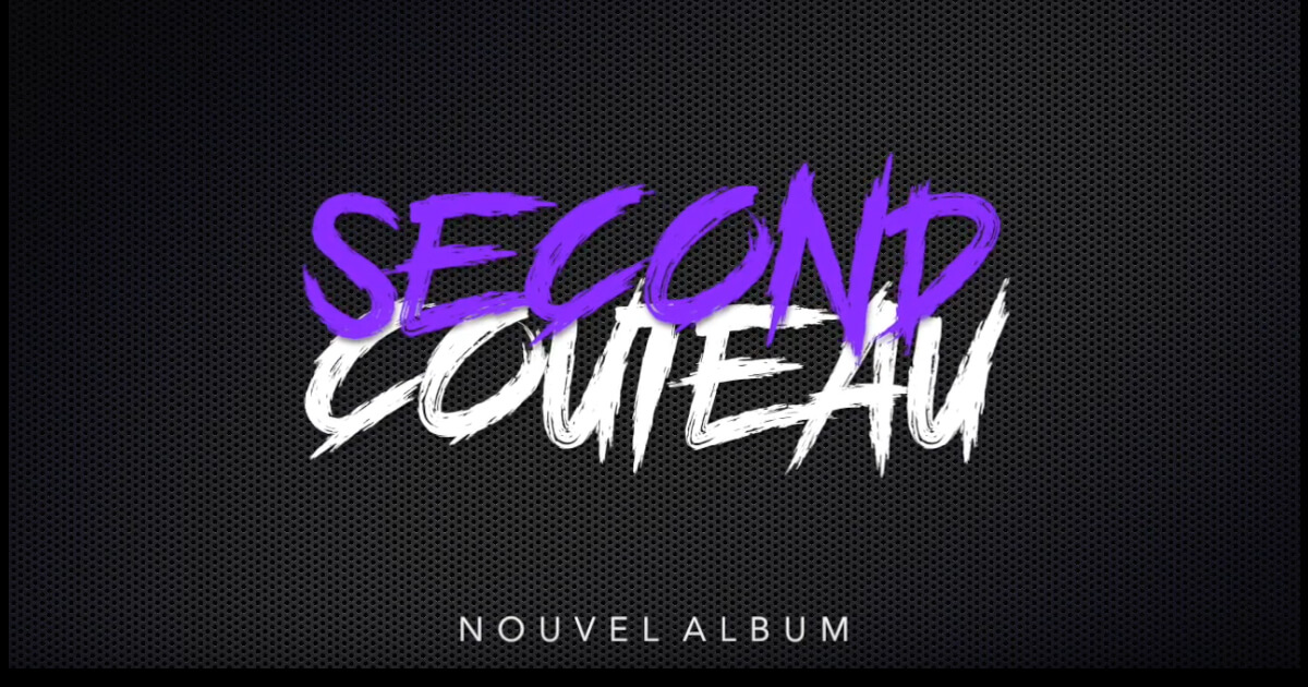 Apa-H Second Couteau Clips Rap Français Novembre 2020 Exclusivité TLSFLOW share
