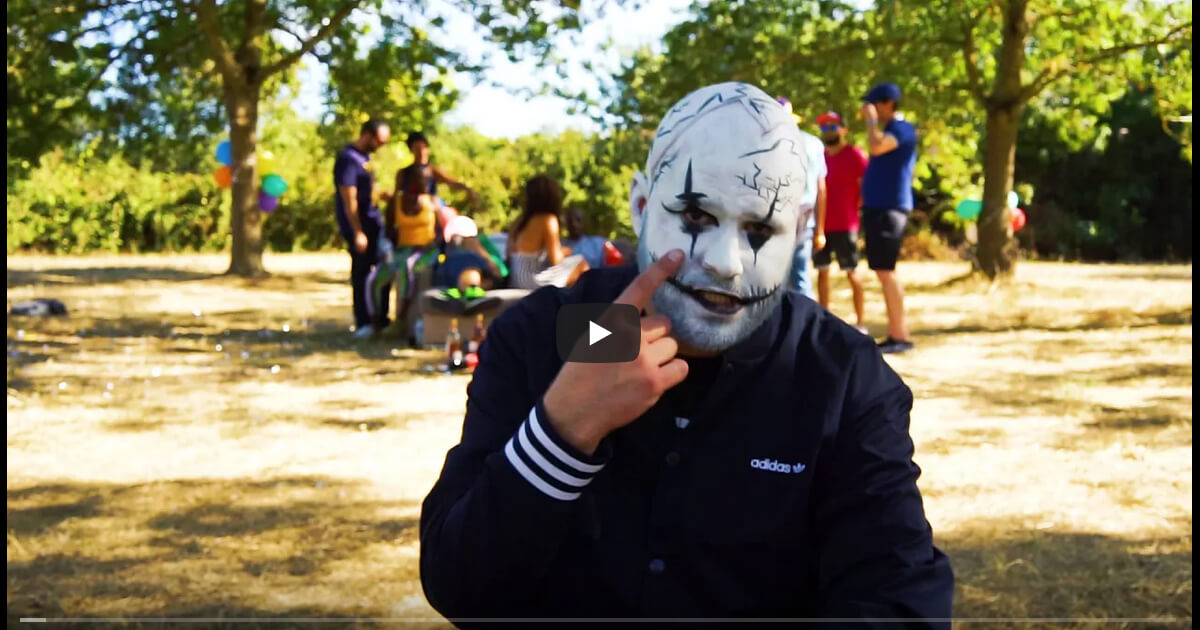 Carinho H Clown triste Clips Rap Français Novembre 2020 Exclusivité TLSFLOW Share