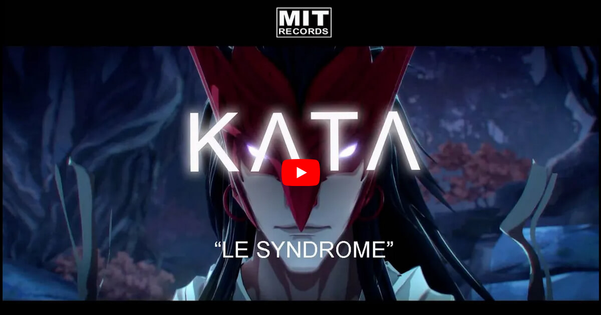 Kata Le Syndrome Clips Rap Français Novembre 2020 Exclusivité TLSFLOW Share
